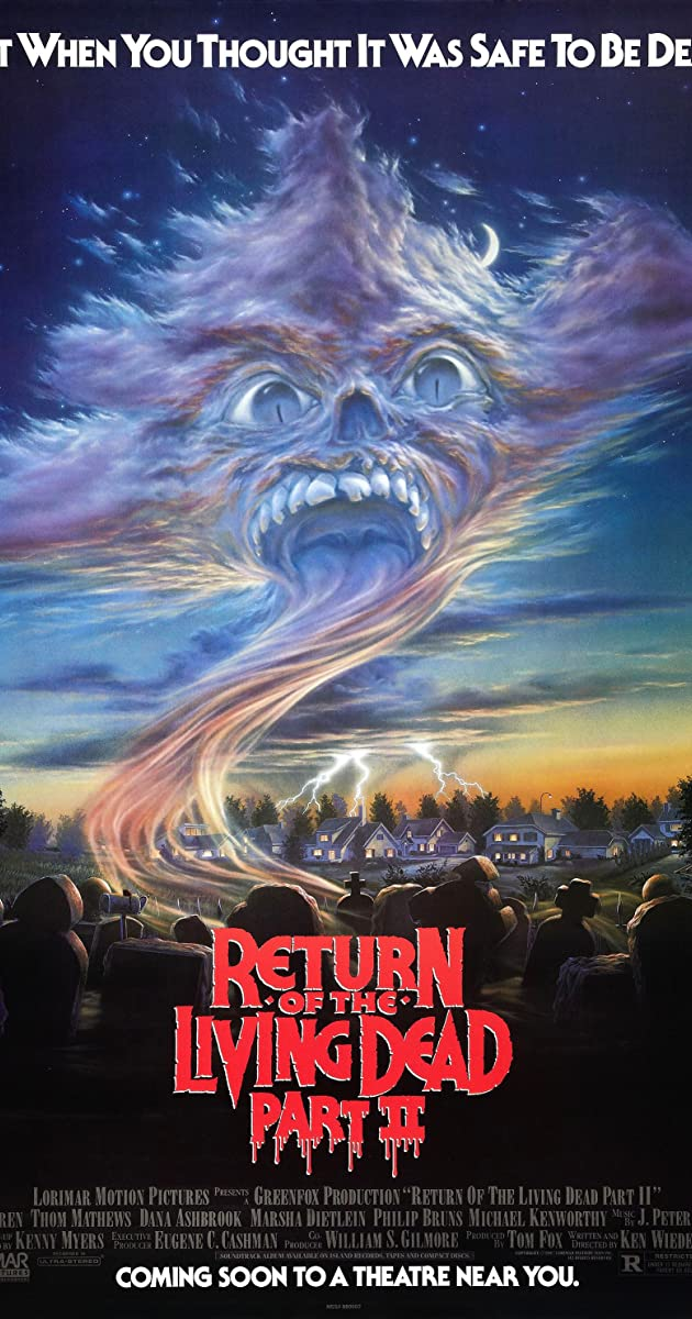 Return Of The Living Dead 2 Stream German