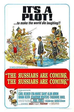 Poster Die Russen kommen! Die Russen kommen!