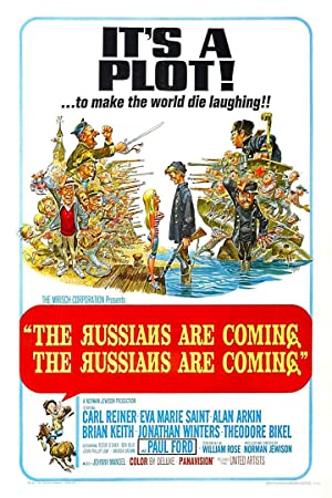 The Russians Are Coming! The Russians Are Coming! poster