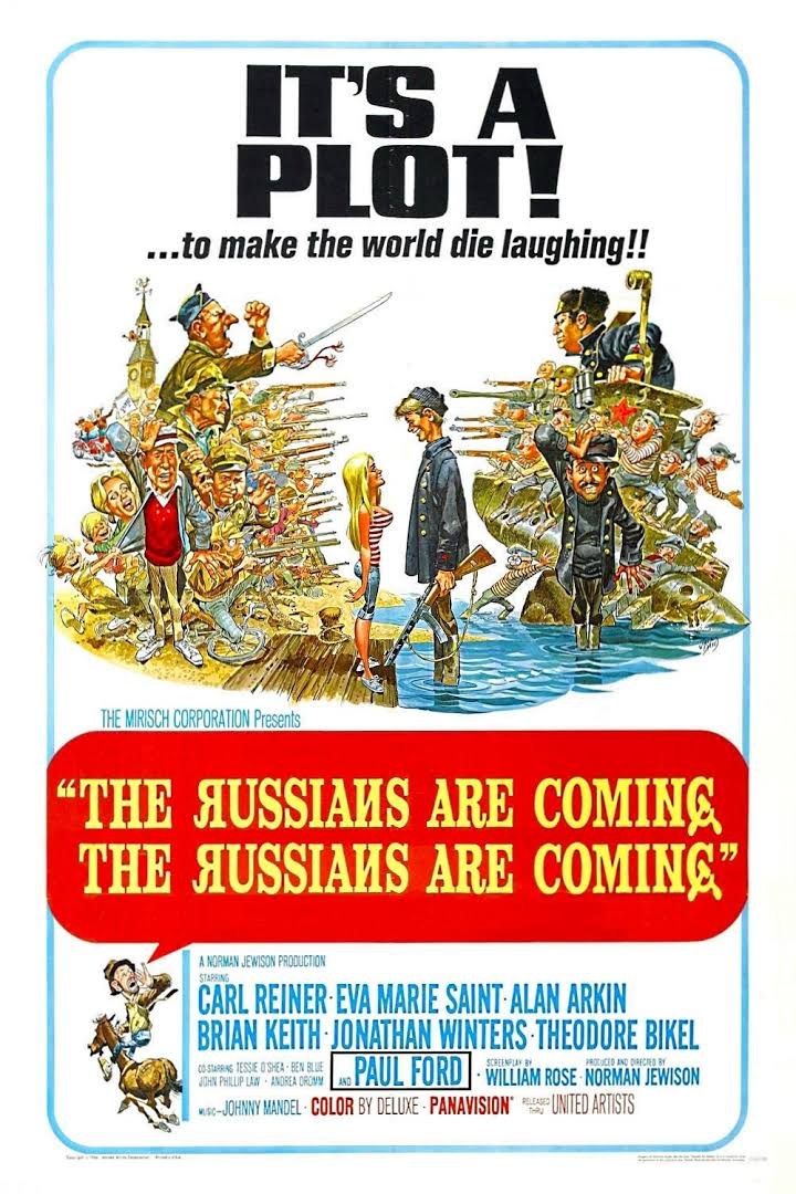image The Russians Are Coming the Russians Are Coming Watch Full Movie Free Online