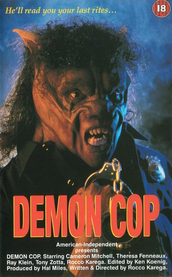 image Demon Cop Watch Full Movie Free Online