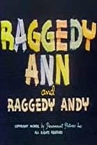 Image of Raggedy Ann and Raggedy Andy