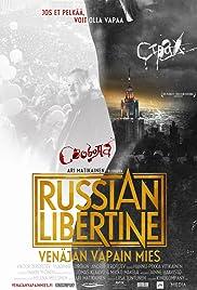 Venäjän vapain mies Poster