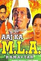 Image of Aaj Ka M.L.A. Ram Avtar