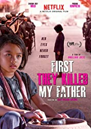 First They Killed My Father (2017) poster
