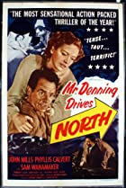 Image of Mr. Denning Drives North