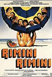 Rimini Rimini (1987) Poster - Movie Forum, Cast, Reviews