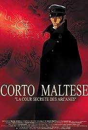 Corto Maltese: La cour secrète des Arcanes Poster