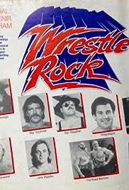 AWA: WrestleRock Poster