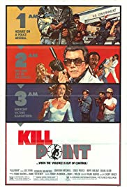 Killpoint (1984) Poster - Movie Forum, Cast, Reviews