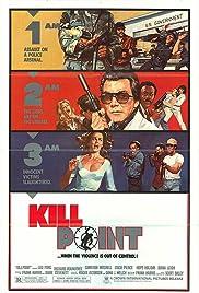 Killpoint(1984) Poster - Movie Forum, Cast, Reviews