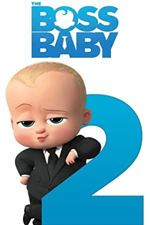 Poster The Boss Baby 2