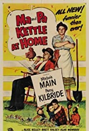 Ma and Pa Kettle at Home (1954) Poster - Movie Forum, Cast, Reviews
