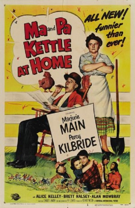 Image Ma and Pa Kettle at Home Watch Full Movie Free Online
