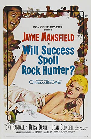 Will Success Spoil Rock Hunter? poster