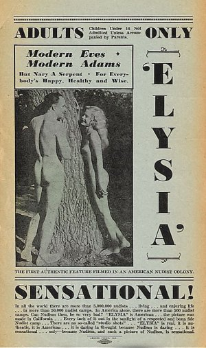 Elysia – Valley of the Nude 1933 9