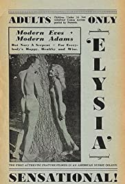 Elysia (Valley of the Nude) Poster