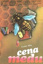 Cena medu Poster