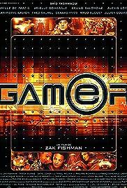 Gamer(2001) Poster - Movie Forum, Cast, Reviews