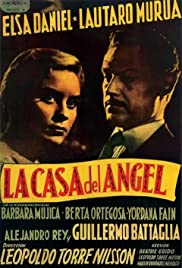 La casa del ángel Poster