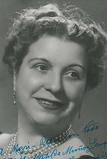 Matilde Muñoz Sampedro Picture
