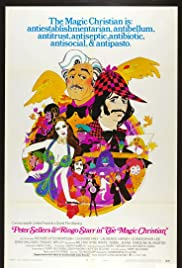 The Magic Christian (1969) Poster - Movie Forum, Cast, Reviews