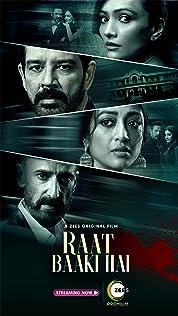 Raat Baaki Hai (2021) poster