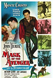 Mask of the Avenger Poster