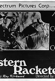 Western Racketeers Poster