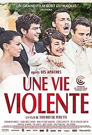 Une vie violente Poster