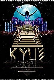 Kylie - Aphrodite: Les Folies Tour 2011 Poster