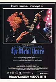 The Decline of Western Civilization Part II: The Metal Years (1988) Poster - Movie Forum, Cast, Reviews