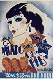 That Girl from Paris (1936) Poster - Movie Forum, Cast, Reviews
