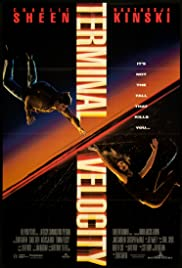 Terminal Velocity Poster