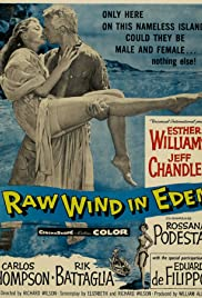 Raw Wind in Eden Poster