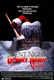 Silent Night, Deadly Night (1984) Poster - Movie Forum, Cast, Reviews