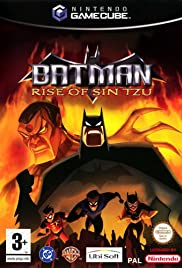 Batman: Rise of Sin Tzu (2003) Poster - Movie Forum, Cast, Reviews