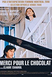 Merci pour le Chocolat (2000) Poster - Movie Forum, Cast, Reviews