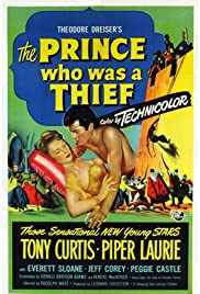 The Prince Who Was a Thief(1951) Poster - Movie Forum, Cast, Reviews