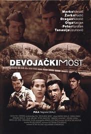 Devojacki most(1976) Poster - Movie Forum, Cast, Reviews