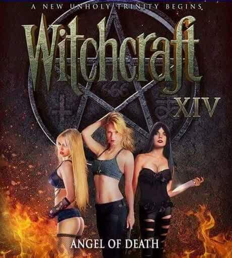 [18+] Witchcraft XIV - Angel of Death (2017) Eng WEB-RiP [720P][HD][MP4]
