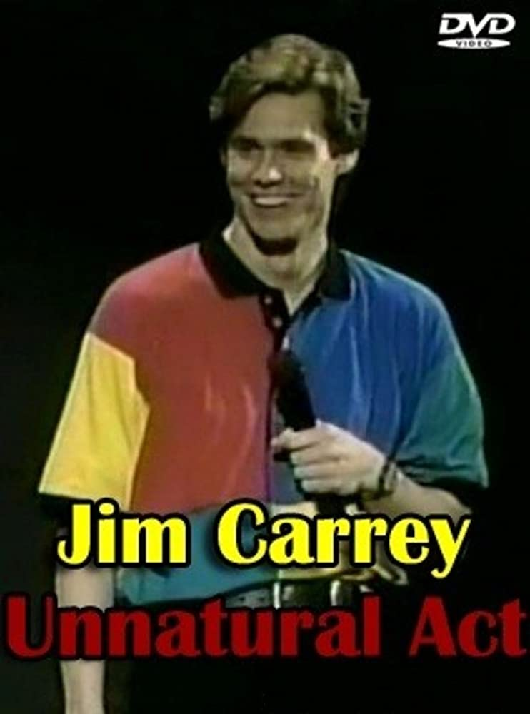 jim carrey unnatural act imdb jim carrey unnatural act poster