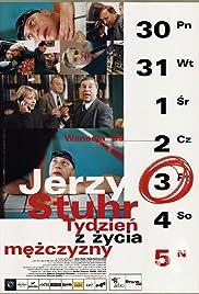 Tydzien z zycia mezczyzny Poster