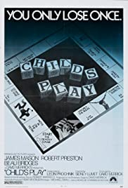 Child's Play (1972) Poster - Movie Forum, Cast, Reviews