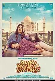 Shubh Mangal Savdhan 2017 Hindi WEB-DL 720p 930MB MKV