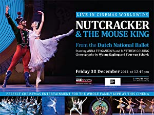 The Nutcracker and the Mouse King poster