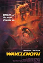 Wavelength (1983) Poster - Movie Forum, Cast, Reviews