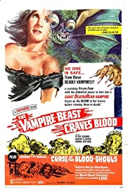 The Blood Beast Terror Poster