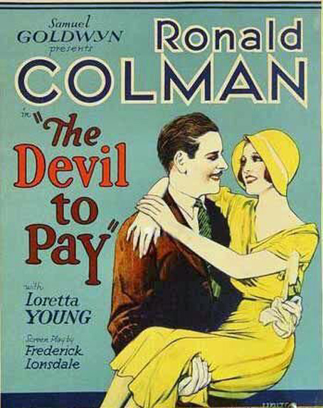 image The Devil to Pay! Watch Full Movie Free Online