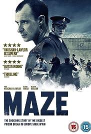 Maze(2017) Poster - Movie Forum, Cast, Reviews